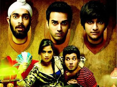 Fukrey review: A masala film thats truly funny