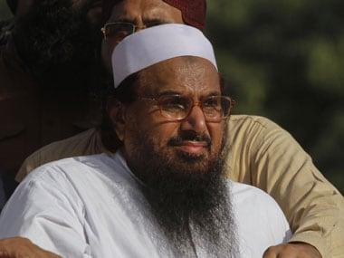Hafiz Saeed. Reuters.