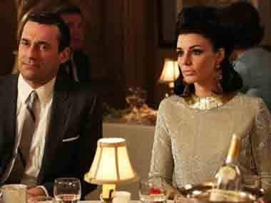 Season 6 of Mad Men ends with Don Draper on the edge