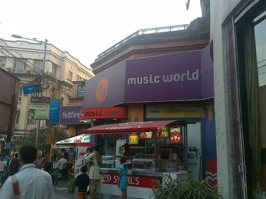 The Music World store in Kolkata. Image courtesy: Facebook.