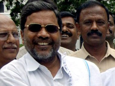 Karnataka polls: 'Tweet in Kannada or English, don't understand Hindi,' Siddaramaiah tells BJP's P Murlidhar Rao