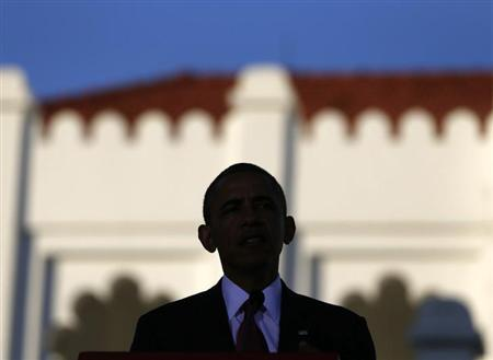 Analysis: Cautious toward Middle East, Obama gets second chance in Egypt