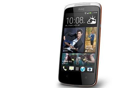 HTC announces Desire 500 with quad-core processor, 8 mp camera