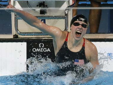 Laureus World Sports Awards: Katie Ledecky on dealing with expectations, her amazing 2017 and goals for the future