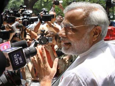 Puppy analogy: How Modis media machine dropped the ball