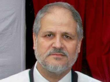 Najeeb Jung sworn in as Delhi Lt Governor