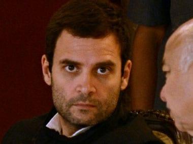 Rahul Gandhi. AFP