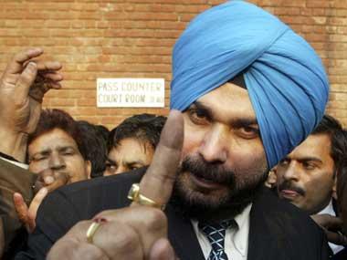 Navjot Singh Sidhu. Reuters