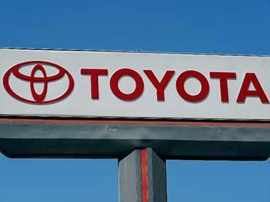 Toyota, Suzuki conclude agreement to supply each other cars in India. AFP image.