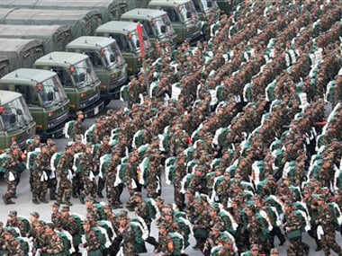 Sikkim standoff: Chinese army moves huge military hardware into Tibet for logistical support