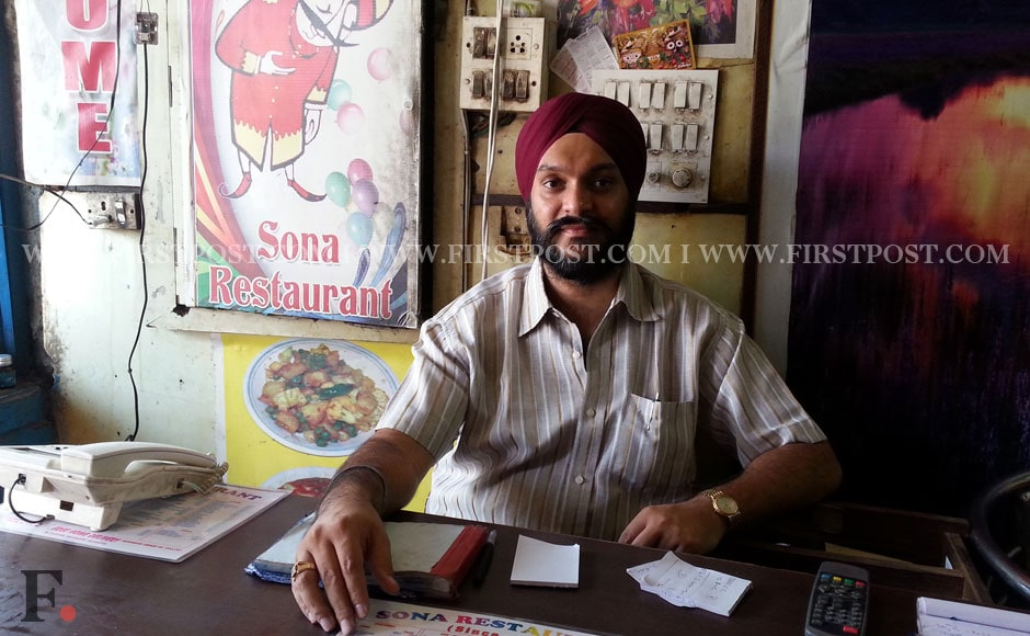 Sona Restaurant, Yusuf Sarai market, New Delhi: Free: Glass of water, Rs. 1: nothing, Rs. 12: Two plain chapattis. Owner, Gurpreet Singh, says there's nothing in the restaurant that costs Rs. 12.