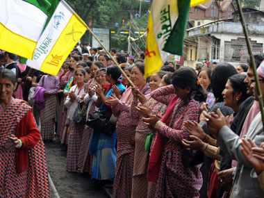 Gorkhaland demand: West Bengal BJP plays dubious role, agenda not in sync with party national manifesto