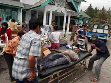 Strong quake in Indonesia's Aceh province kills 22