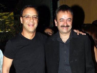 Not running a race with any director: Rajkumar Hirani