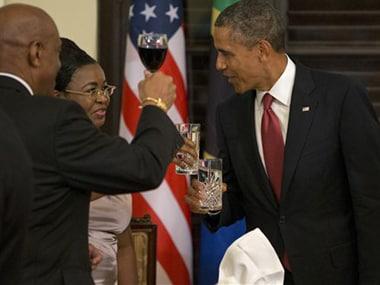 Barack Obama, Jakaya Kikwete
