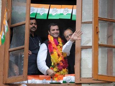 Rahul Gandhi. AFP.