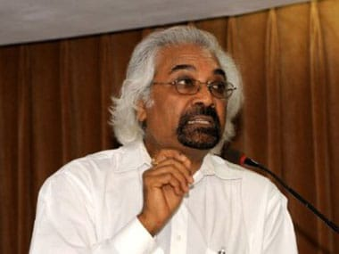 Sam Pitroda in this file photo. AFP