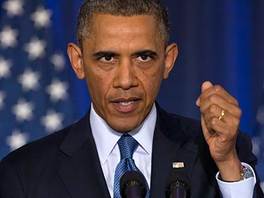 Obama said . AP