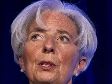 Global growth outlook precarious amid trade tensions; pauses in rate hikes to help boost activity in H2: Christine Lagarde