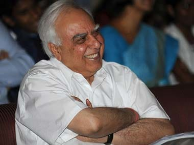 Kapil Sibal. AFP