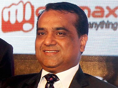Micromax founder Rajesh Agarwal has also been arrested. PTI