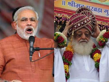 Dont defend Asaram Bapu: Modi warns BJP leaders