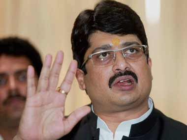 Six-time independent UP MLA Raja Bhaiya says he will float new party opposed to reservations in promotions