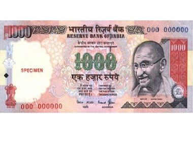 Why you need to be doubly careful with Rs 1000 notes