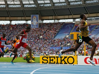 Without real competition, will watching Bolt run get boring?