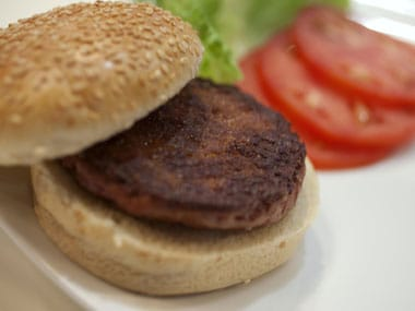 Verdict: First test-tube beef burger tastes close to meat