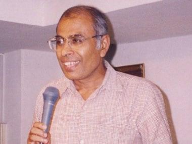 Dr Narendra Dhabolkar. Image courtesy: Dr Dhabolkar's website