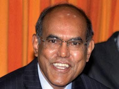 D Subbarao, former governor, RBI. PTI