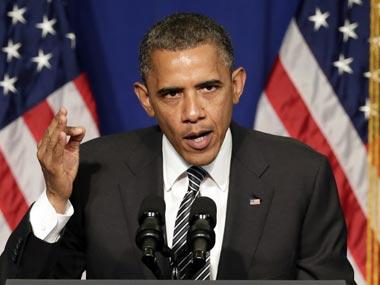 Barack Obama. AP image
