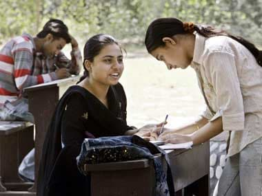 CMAT merit list - quality goes down as exam gets tougher