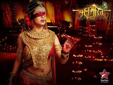 Tv show Mahabharat gets impressive opening