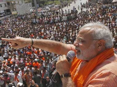 Narendra Modi. Reuters.