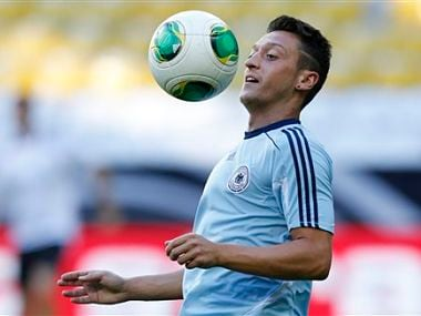 Can Ozil take Arsenal back to the top? AP