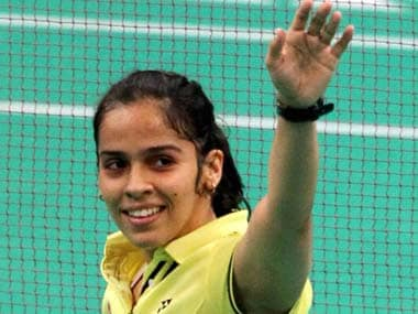 Saina Nehwal showed she isn't about to give up her crown as the Queen in Indian badminton just yet. PTI