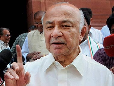 Dont detain innocent Muslims in the name of terror: Shinde tells CMs
