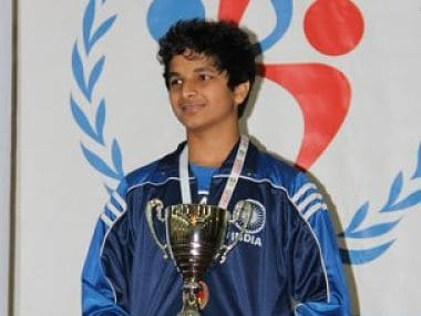 Gujrathi has now joined the list of elite Indians winning medals in the world junior champions starting from a gold medal won by world champion V Anand in 1987, gold by Harikrishna in 2004, gold by Abhijeet Gupta in 2008 and Bronze by Sahaj Grover in 2011.