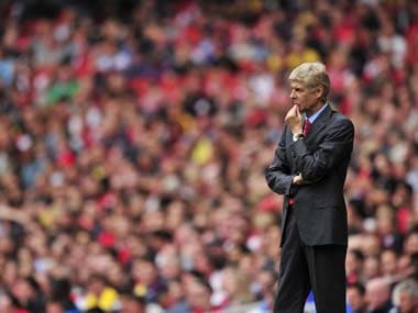 Wenger will hope for a win. AFP