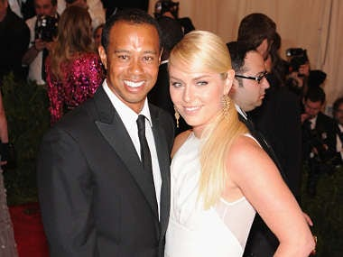 Its over! Lindsey Vonn says relationship with Tiger Woods has ended