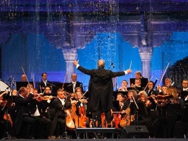Zubin Mehta performing in Kashmir: Reuters