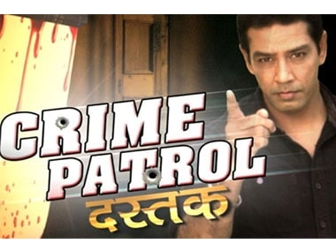 Crime Patrols special episode on Delhi gangrape is a new low for TV