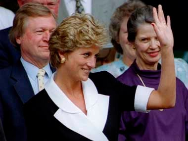 Princess Diana is celebrity many Americans would bring back to life: Survey
