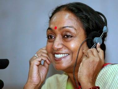 Lok Sabha Speaker Meira Kumar.