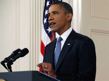 Obama has been forced to backtrack following acceptance of Russia's solution on Syria: Reuters