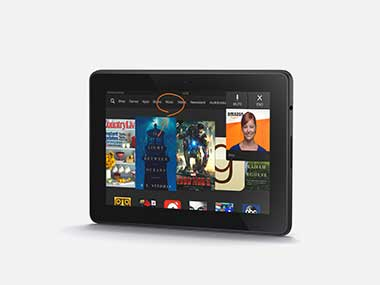 Kindle Fire HDX Review: Great for hardcore Amazon fans