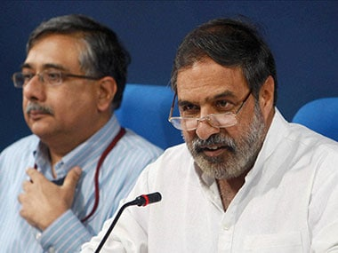 US immigration bill not good for Indian IT biz: Anand Sharma