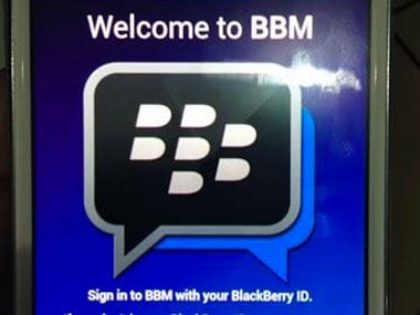 BBM for Android review: Elegant, zippy but not all elements are here